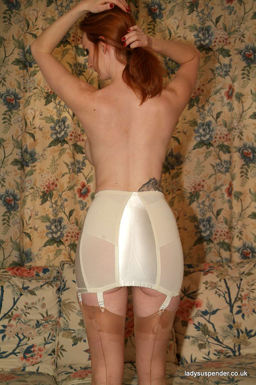 Milfs in girdles amusing